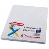 Bigpoint Resim Kağıdı 25x35cm 20li Paket