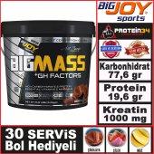 Bigjoy Bigmass Gh Factors Gainer 3000g...