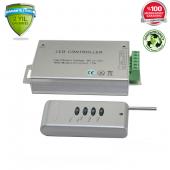 T863 12A  RGB Şerit LED Kontrol Cihazı
