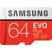 Samsung Evo Plus 64gb Microsd Hafıza Kartı Mb Mc64ga Tr
