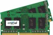 Crucial 16gb Kit (8gbx2) Ddr3 Ddr3l 1600 Mhz...