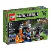 Lego Minecraft Mağarası 21113 Playset