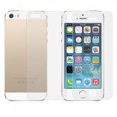 iPhone 5-5s-Se-6-6S-7-8 Plus Ön Arka Kırılmaz Ekran Koruyucu Cam-2