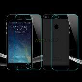 iPhone 5-5s-Se-6-6S-7-8 Plus Ön Arka Kırılmaz Ekran Koruyucu Cam-7