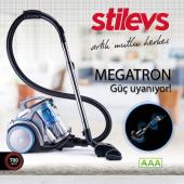 Stilevs Megatron Elektrikli Süpürge