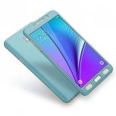 Samsung Galaxy Note 5 Kılıf 360 Derece Tam Koruma-12