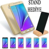 Samsung Galaxy Note 5 Kılıf 360 Derece Tam Koruma