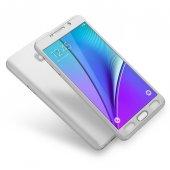 Samsung Galaxy Note 5 Kılıf 360 Derece Tam Koruma-6