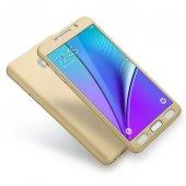 Samsung Galaxy Note 5 Kılıf 360 Derece Tam Koruma-7