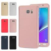Samsung Galaxy Note 5 Kılıf 360 Derece Tam Koruma-11