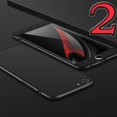 iPhone 5-5S-Se-6-6S-7-8-Plus-X-XS-XR-Max Kılıf 360 Derece Koruma-5