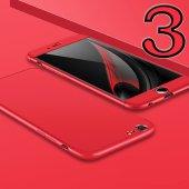 iPhone 5-5S-Se-6-6S-7-8-Plus-X-XS-XR-Max Kılıf 360 Derece Koruma-6