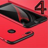 iPhone 5-5S-Se-6-6S-7-8-Plus-X-XS-XR-Max Kılıf 360 Derece Koruma-7