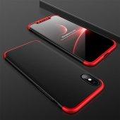 iPhone 5-5S-Se-6-6S-7-8-Plus-X-XS-XR-Max Kılıf 360 Derece Koruma-10