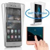 Huawei Mate 10 Lite Kılıf 360 Derece Tam Koruma...