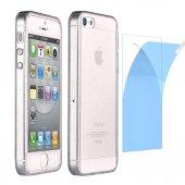 iPhone 5 5S Se Kılıf 360 Derece Tam Koruma Full Body-3