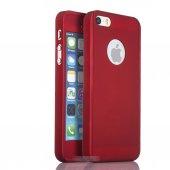 iPhone 5 5S Se Kılıf 360 Derece Tam Koruma Full Body-7