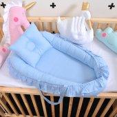Babynest Bebek Beşikleri Yatağı Anne Yanı Baby...