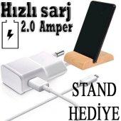 Lg Şarj Cihazı Aleti Micro Usb Kablo Adaptör 5...