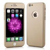 iPhone 6 Plus Kılıf 6S Plus Kılıf 360 Derece Koruma Ful Body-3