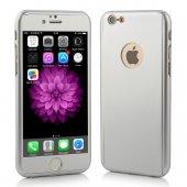 iPhone 6 Plus Kılıf 6S Plus Kılıf 360 Derece Koruma Ful Body-5
