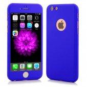 iPhone 6 Plus Kılıf 6S Plus Kılıf 360 Derece Koruma Ful Body-8