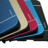 Samsung Galaxy Note 2 Kılıf Motomo Renkli Cam-2