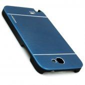 Samsung Galaxy Note 2 Kılıf Motomo Renkli Cam-4