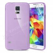 Samsung Galaxy s5 Kılıf Kapak 0.3mm Esnek-9