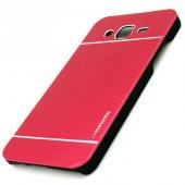 Samsung Galaxy J5 Kılıf Motomo + Kırılmaz Cam-4