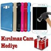 Samsung Galaxy Core Prime Kılıf Kırılmaz Cam