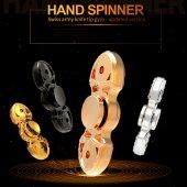 Stres Çarkı Denge Çarkı Hand Spinner Plastik Özel Seri