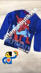 Spiderman tshirt ve batman tshirt -2
