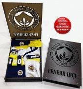 Fenerbahçe Orjinal Banrollü Hediyelik Ahşap Kutu Bebek Hastane Çıkışı Y 07