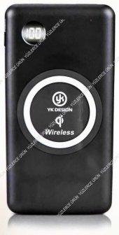 Yk Design X9 10.000 Mah Kablosuz Hızlı Şarj,göster...