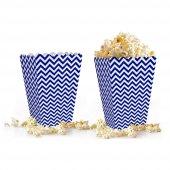 10 adet Zigzag ( Popcorn ) Mısır Kutusu-2