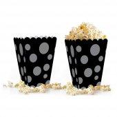 10 adet Puantiyeli ( Popcorn ) Mısır Kutusu-2