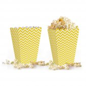 10 adet Zigzag ( Popcorn ) Mısır Kutusu-4
