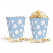 10 adet Puantiyeli ( Popcorn ) Mısır Kutusu-4