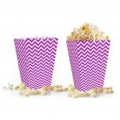 10 adet Zigzag ( Popcorn ) Mısır Kutusu-5
