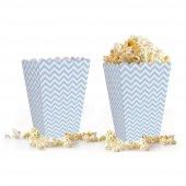 10 adet Zigzag ( Popcorn ) Mısır Kutusu-7