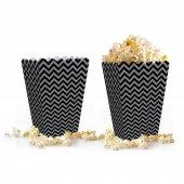 10 adet Zigzag ( Popcorn ) Mısır Kutusu-9