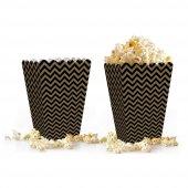 10 adet Zigzag ( Popcorn ) Mısır Kutusu-10