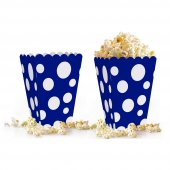 10 adet Puantiyeli ( Popcorn ) Mısır Kutusu-9