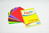 100 adet Kika Elişi Kağıdı Karışık Renkler-2