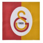 16 adet Lisanslı Galatasaray Kağıt Peçete