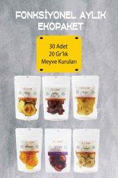Fx Food Eko Paket Meyve Kuruları