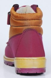 Çocuk Ayakkabısı Bağcıklı-4