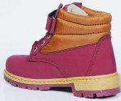 Çocuk Ayakkabısı Sarı Kırmızı-3