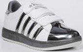 Çocuk Ayakkabısı Çizgili-2